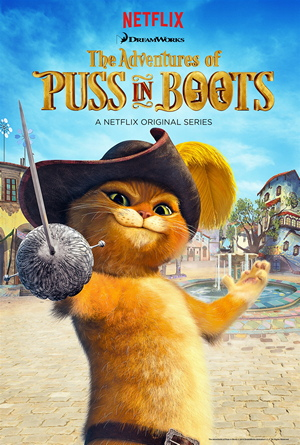 The Adventures of Puss in Boots - Season 1