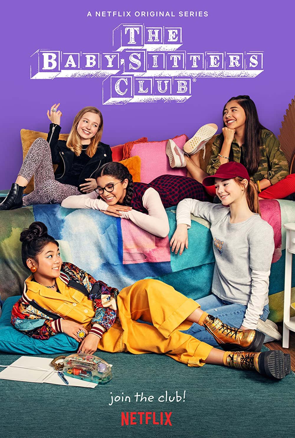 The Baby-Sitters Club - Season 2| Watch Movies Online