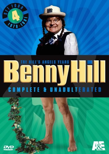 The Benny Hill Show - Season 4