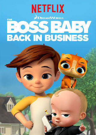 The Boss Baby: Back in Business - Season 4| Watch Movies Online