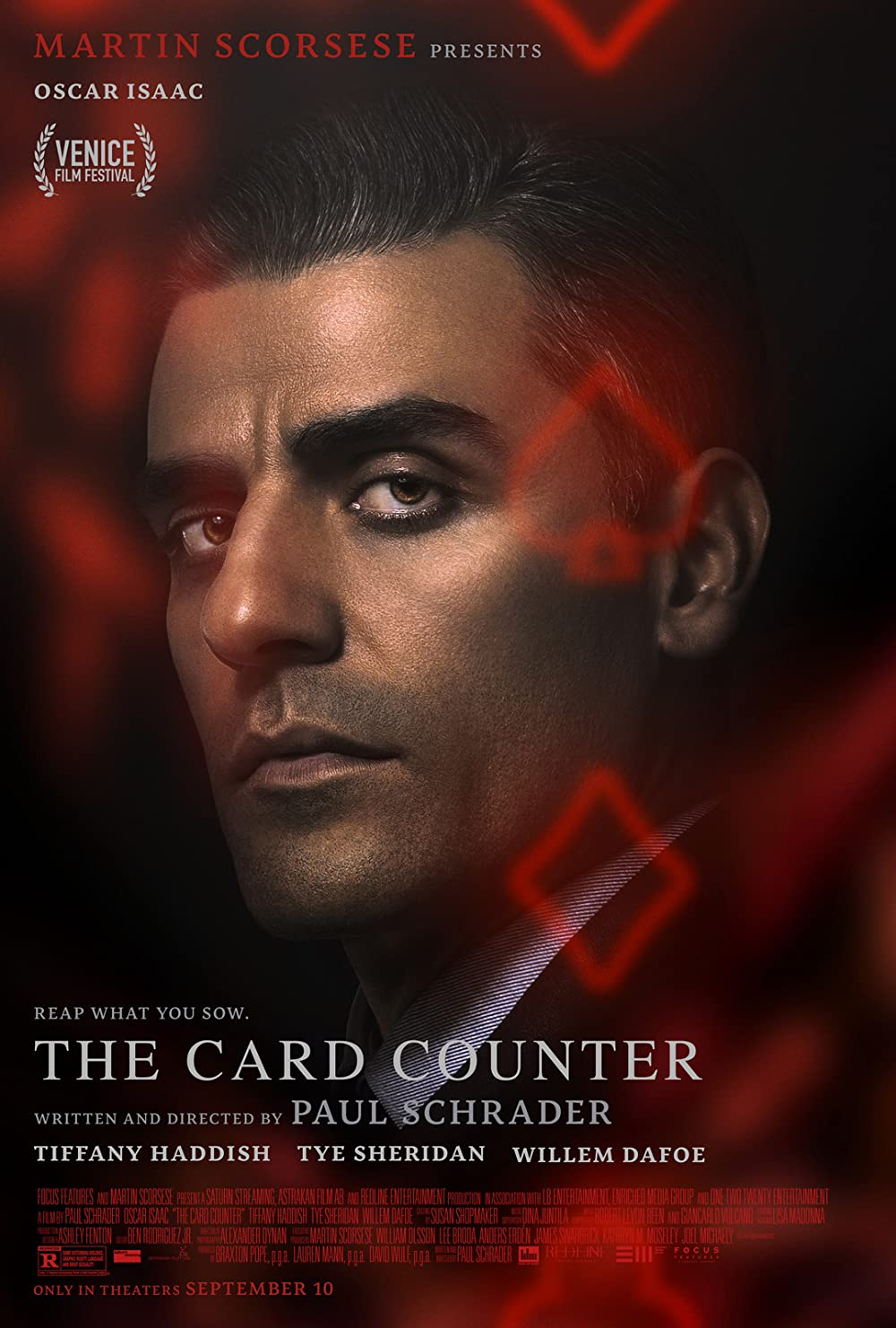 The Card Counter| Watch Movies Online