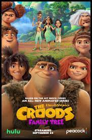 The Croods: Family Tree - Season 1  Watch Movies Online