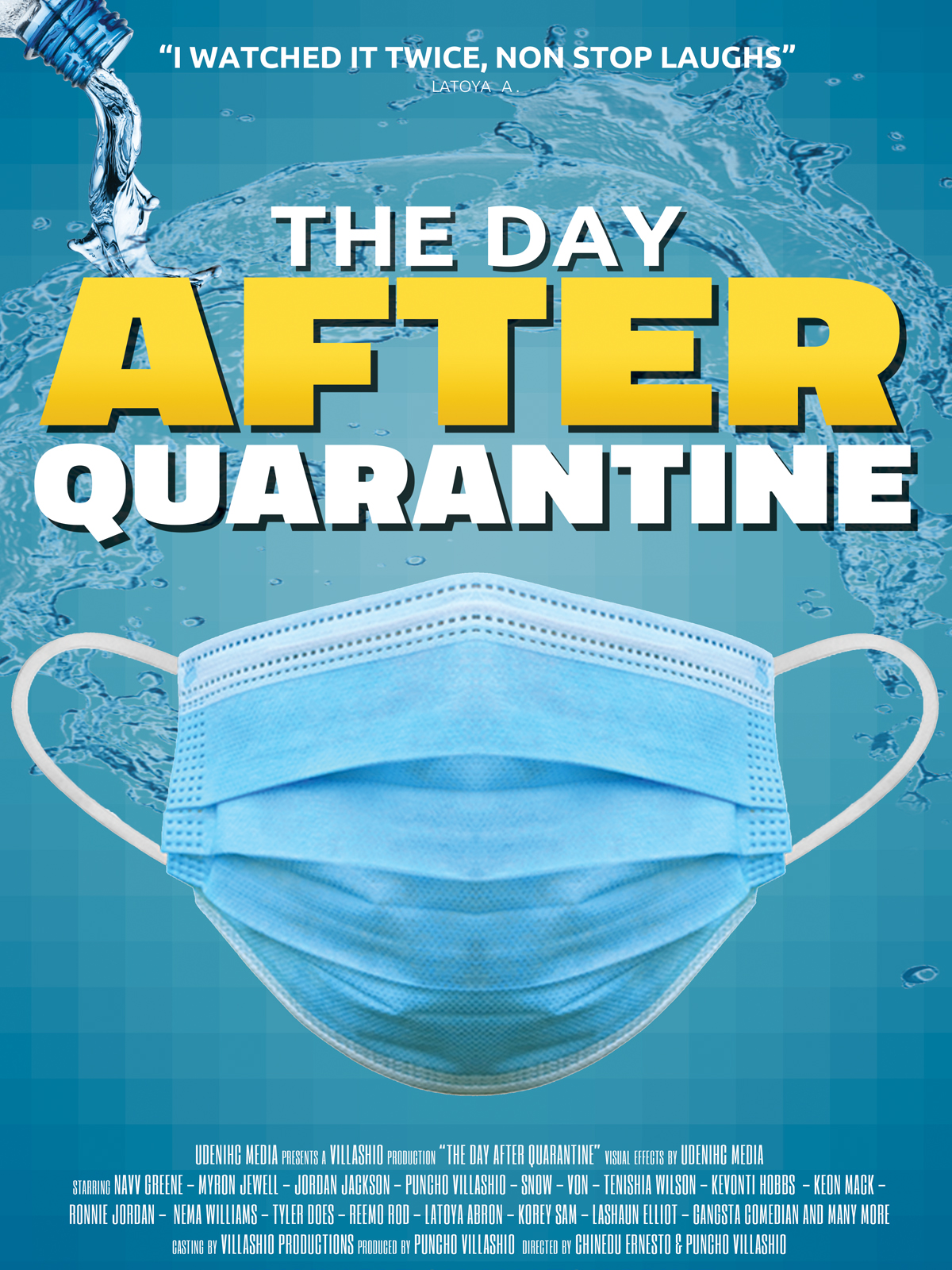 The Day After Quarantine| Watch Movies Online