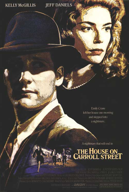 The House on Carroll Street| Watch Movies Online