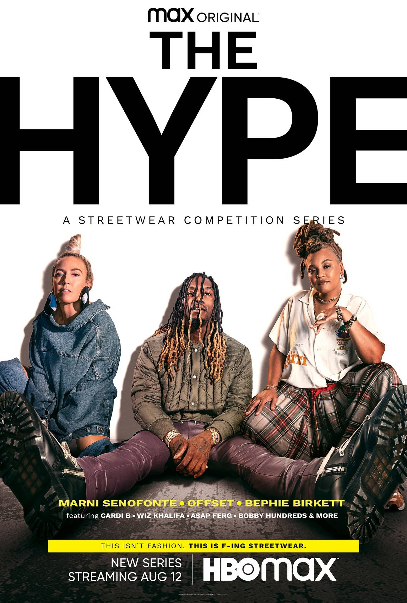The Hype - Season 1  Watch Movies Online