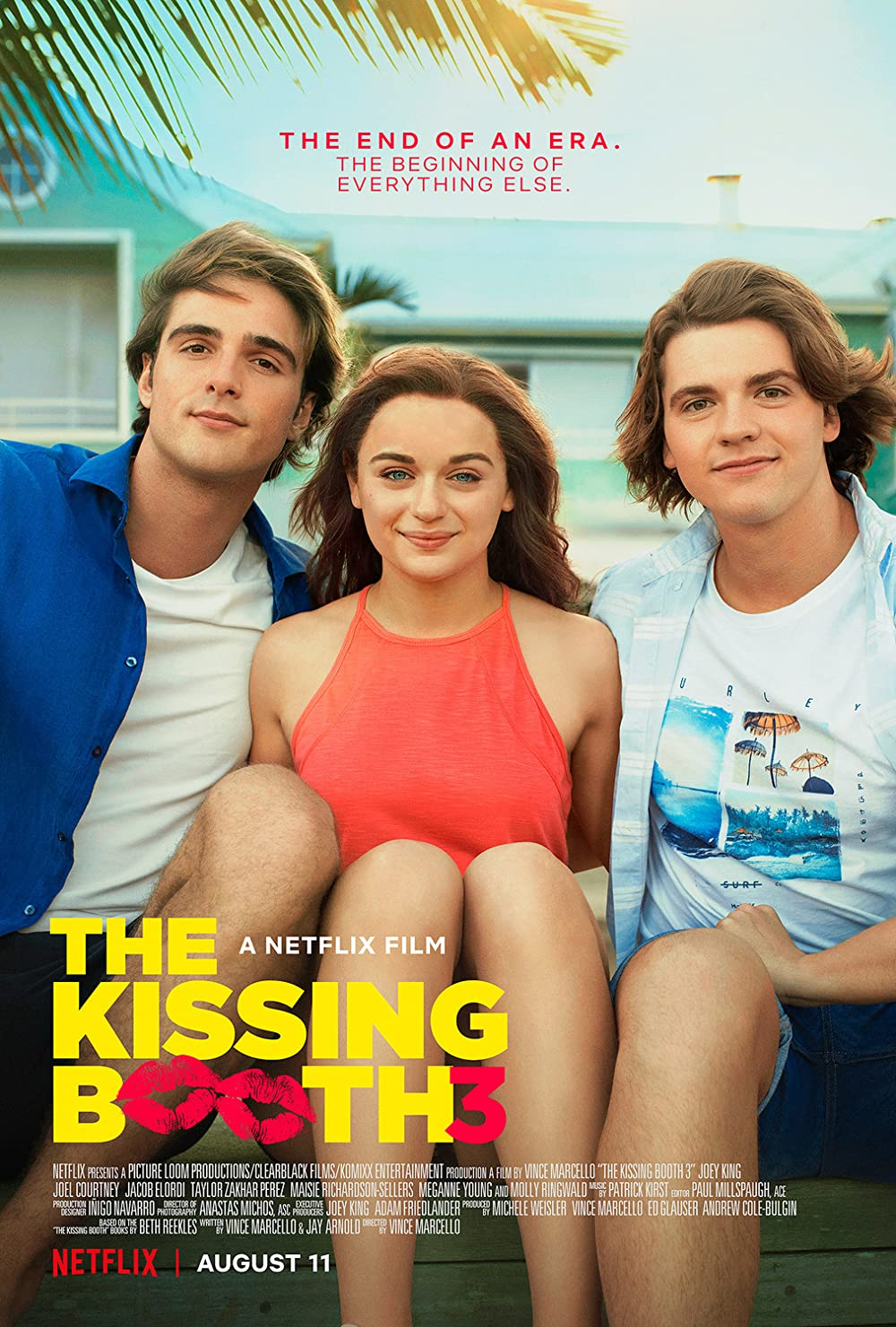 The Kissing Booth 3| Watch Movies Online