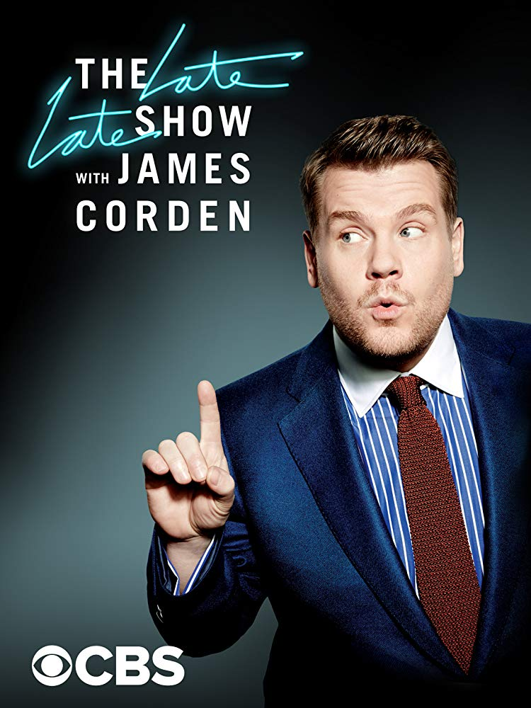 The Late Late Show with James Corden 2018| Watch Movies Online