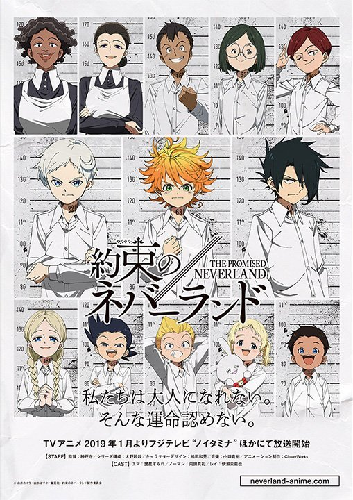 The Promised Neverland - Season 1| Watch Movies Online