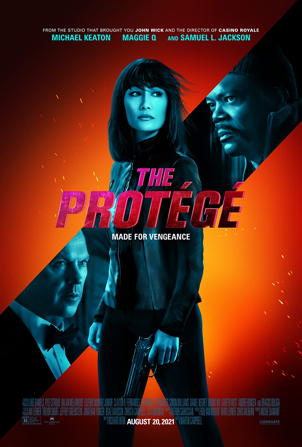 The Protege  Watch Movies Online