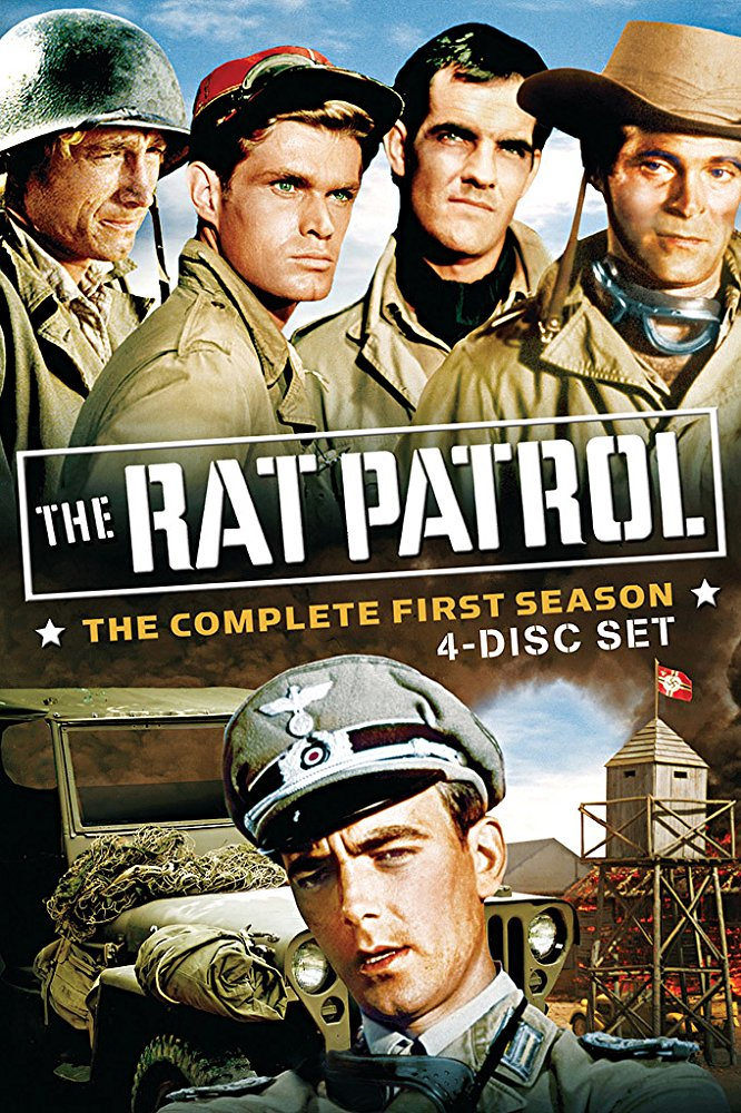 The Rat Patrol - Season 2