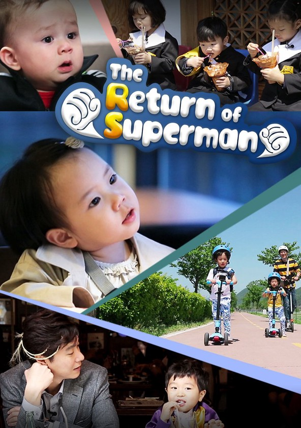 The Return Of Superman  Watch Movies Online
