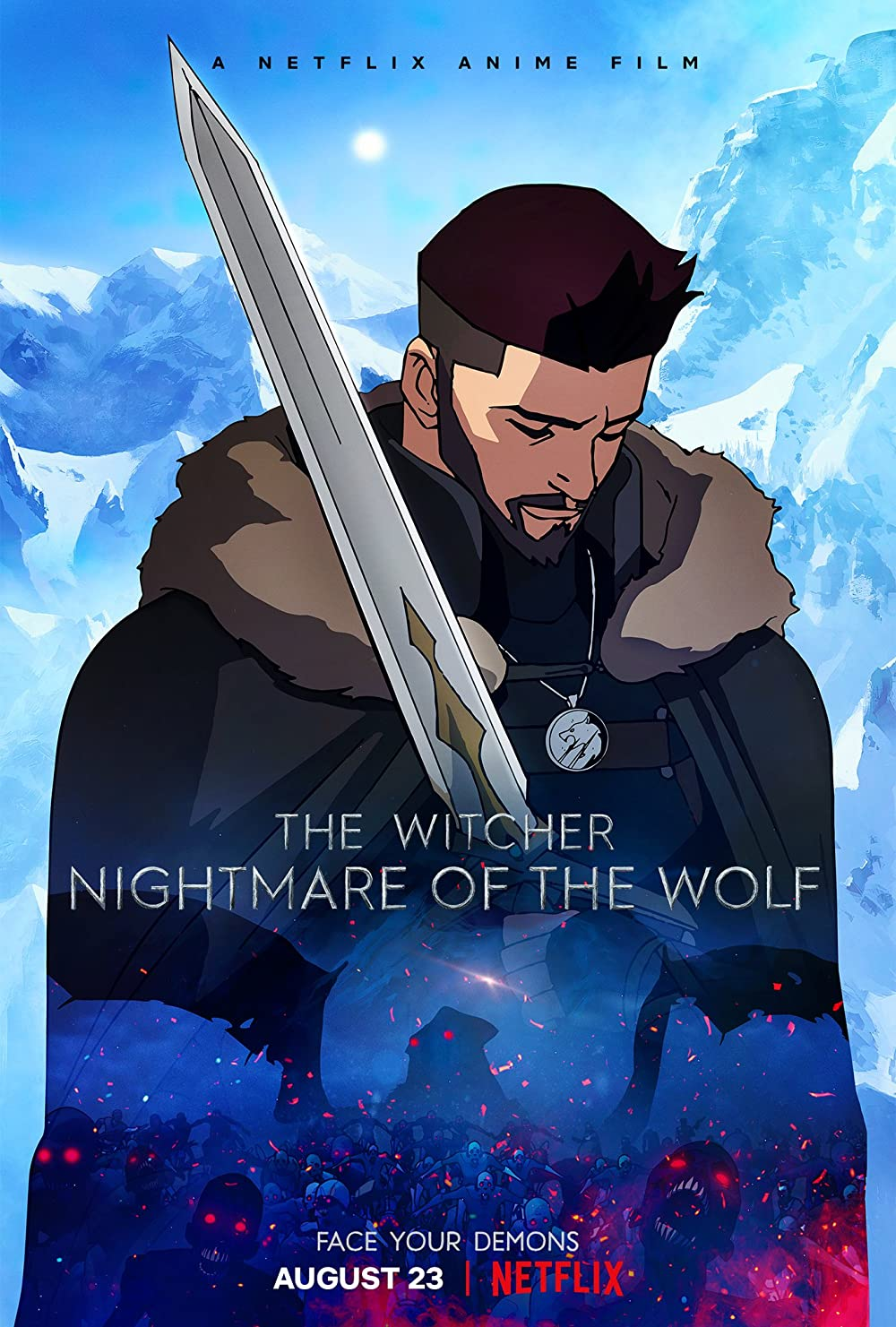 The Witcher: Nightmare of the Wolf| Watch Movies Online