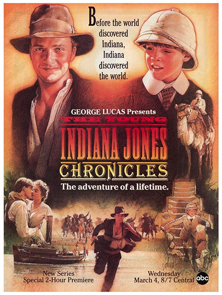 The Young Indiana Jones Chronicles - Season 1| Watch Movies Online