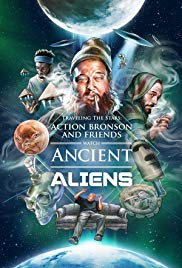 Traveling the Stars: Ancient Aliens with Action Bronson - Season 2