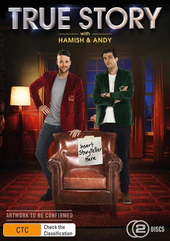 True Story With Hamish And Andy - Season 1| Watch Movies Online