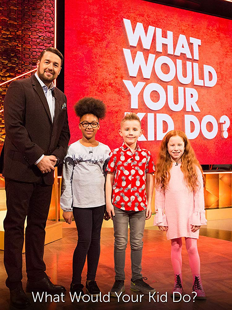 What Would Your Kid Do? - Season 2