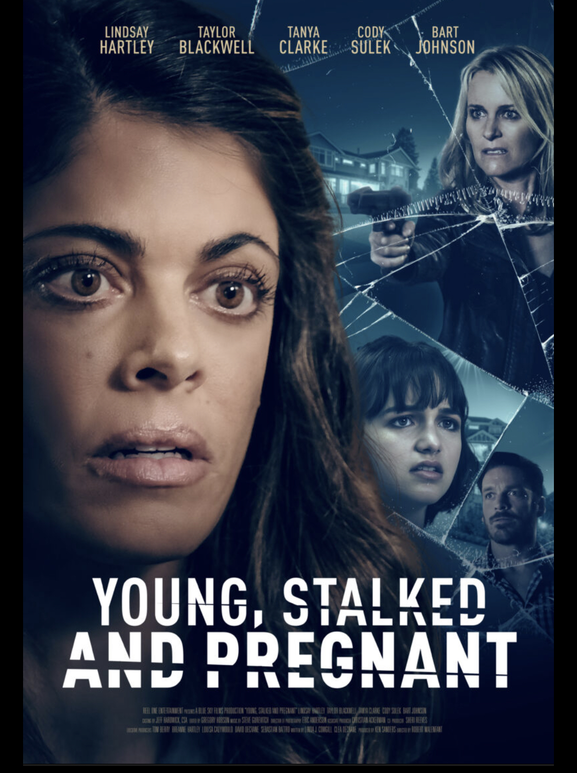 Young, Stalked, and Pregnant| Watch Movies Online